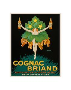Cognac Briand by Vintage Posters