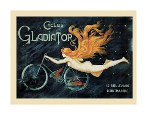 Cycles Gladiator by Vintage Posters