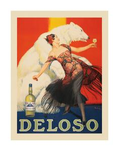 Deloso by Vintage Posters