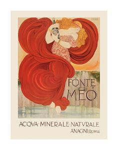 Fonte Meo by Vintage Posters
