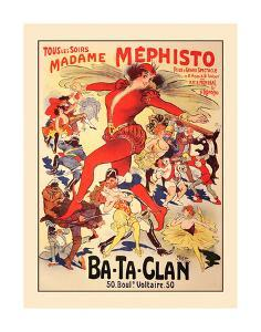 Madame Mephisto by Vintage Posters