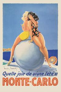 Monte Carlo by Vintage Posters