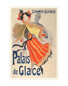 Palais de Glace by Vintage Posters