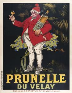 Prunelle Du Velay by Vintage Posters