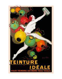 Teinture Ideale by Vintage Posters