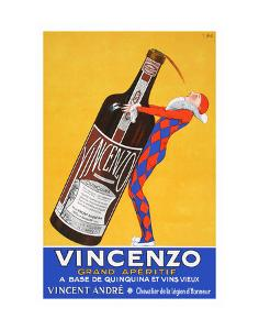 Vincenzo by Vintage Posters