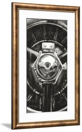 Vintage Propeller II-Ethan Harper-Framed Giclee Print