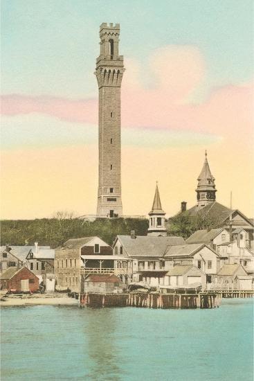 Vintage Provincetown--Art Print