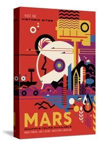 Mars by Vintage Reproduction