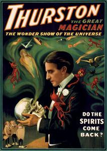 Thurston the Great Magician by Vintage Reproduction