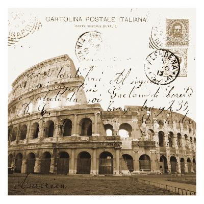 Vintage Roma-Carole Stevens-Art Print