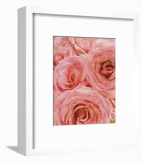 Vintage Romance II-Collezione Botanica-Framed Art Print