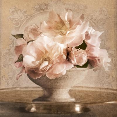 Vintage Rose-Julie Greenwood-Art Print