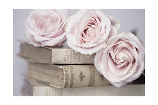 Vintage Roses-Symposium Design-Giclee Print
