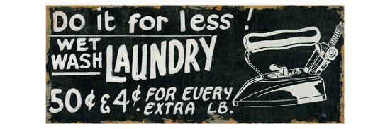 Vintage Sign I-Pela Design-Premium Giclee Print