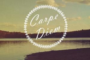 Carpe Diem by Vintage Skies
