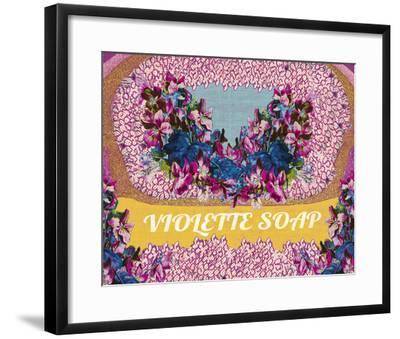 Vintage Soap II-The Vintage Collection-Framed Giclee Print