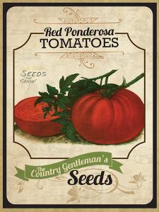 Vintage Tomato Seed Packet