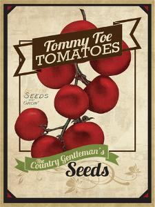 Vintage Tommy Tomato Seed Packet