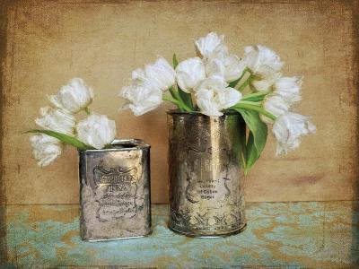 Vintage Tulips I-Cristin Atria-Art Print