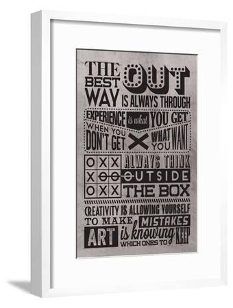 Creativity Set Grey