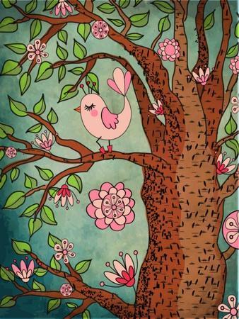 https://imgc.artprintimages.com/img/print/vintage-wallpaper-cute-bird-perched-on-a-flowering-tree_u-l-pn0x8z0.jpg?p=0