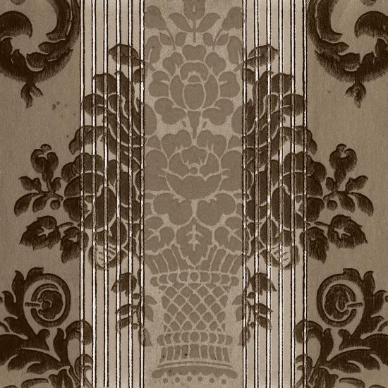 Vintage Wallpaper I-Vision Studio-Art Print