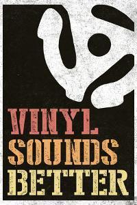 Vinyl Sounds Better Music