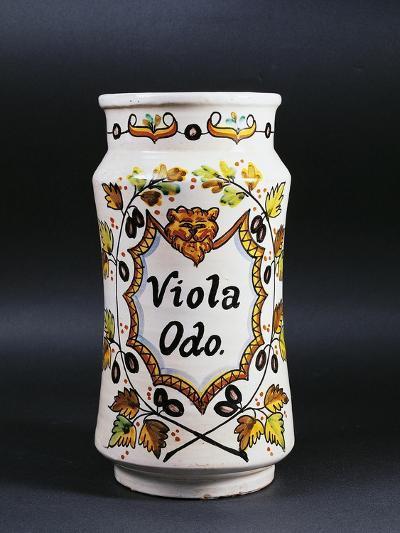 Viola Odo Apothecary Jar--Giclee Print