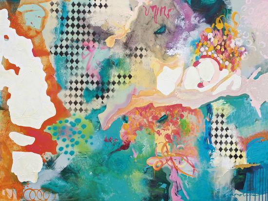 Violane-Carolina Alotus-Giclee Print