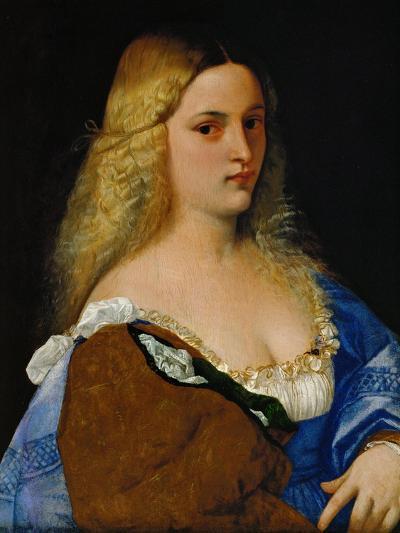 Violante-Titian (Tiziano Vecelli)-Giclee Print