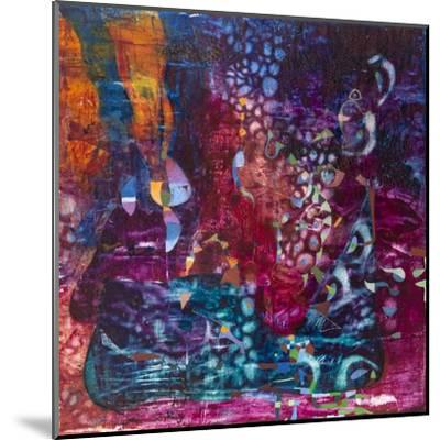 Violet Dream-Alise Loebelsohn-Mounted Art Print