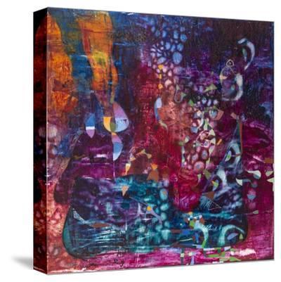 Violet Dream-Alise Loebelsohn-Stretched Canvas Print