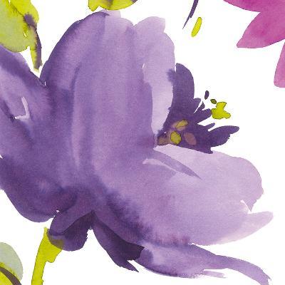 Violet Flower I-Sandra Jacobs-Giclee Print