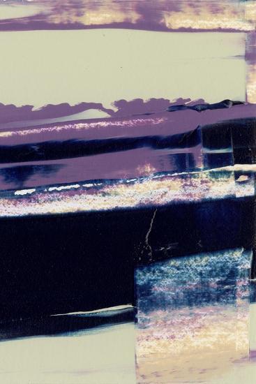 Violet Fusion II-Sharon Gordon-Premium Giclee Print
