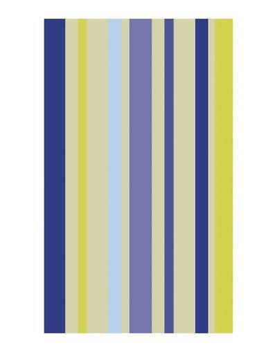 Violet Stripe-Dan Bleier-Art Print