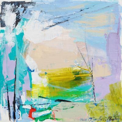 Violet Vigor III-Tracy Lynn Pristas-Art Print