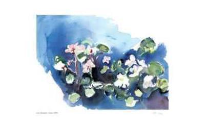 Violets-Lynn Donoghue-Limited Edition