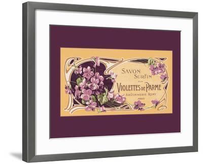 Violettes de Parme