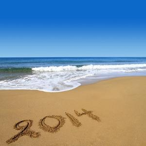 2014 Written On Sandy Beach by viperagp