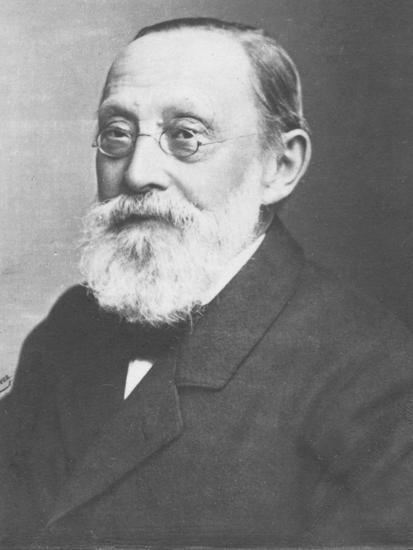 'Virchow', c1893-Unknown-Photographic Print