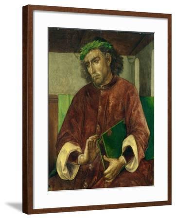 Virgil-Joos van Gent-Framed Giclee Print