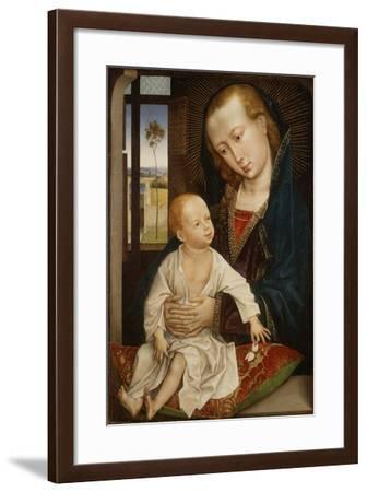Virgin and Child, 1470-75-Rogier van der Weyden-Framed Giclee Print