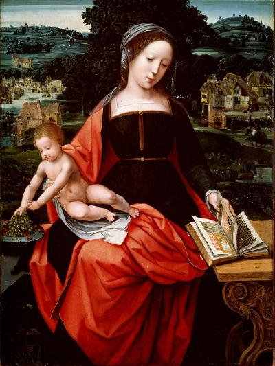 Virgin and Child, 1530s-1540s--Giclee Print