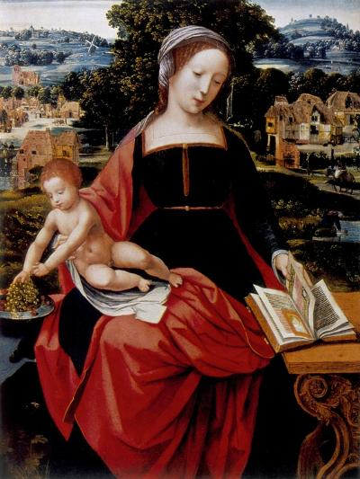 Virgin and Child, 16th Century--Giclee Print