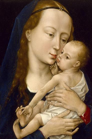 Virgin and Child, after 1454-Rogier van der Weyden-Giclee Print