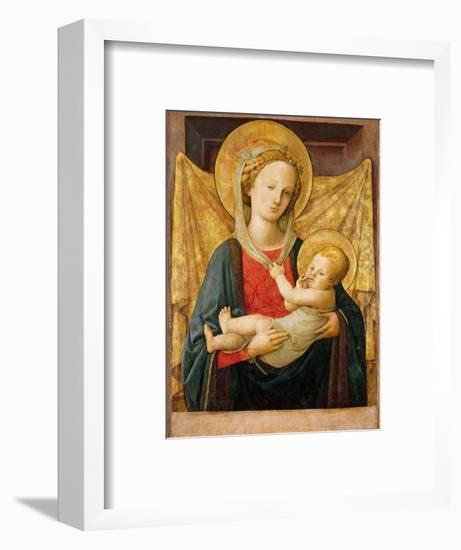 Virgin and Child-Filippo Lippi-Framed Photographic Print