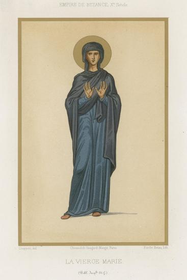 Virgin Mary--Giclee Print