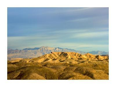 Virgin Mountains from Lake Mead National Recreation Area, Nevada-Tim Fitzharris-Art Print
