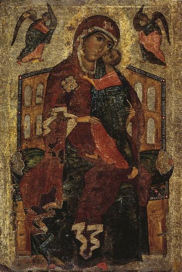 Virgin of the Tolga--Giclee Print